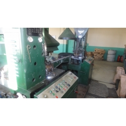lining machine for plastisol / hot molding /
